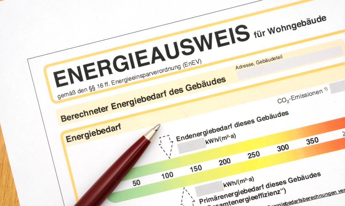 Pflicht für Vermieter: Der Energieausweis