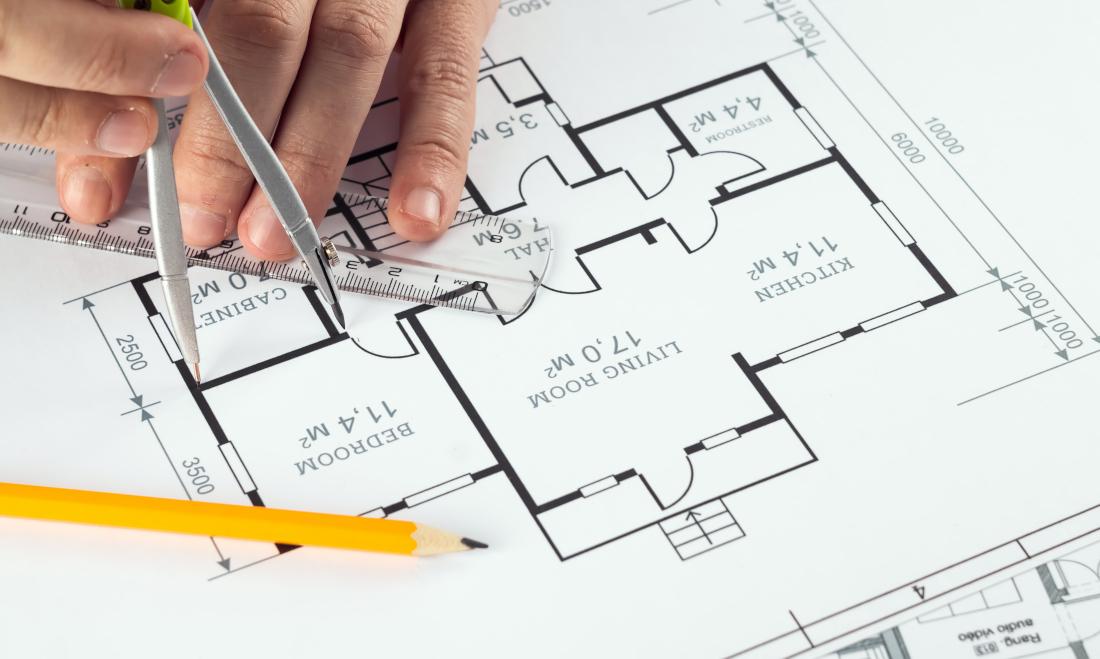 Wohnflächenberechnung: Stolperfalle für Vermieter