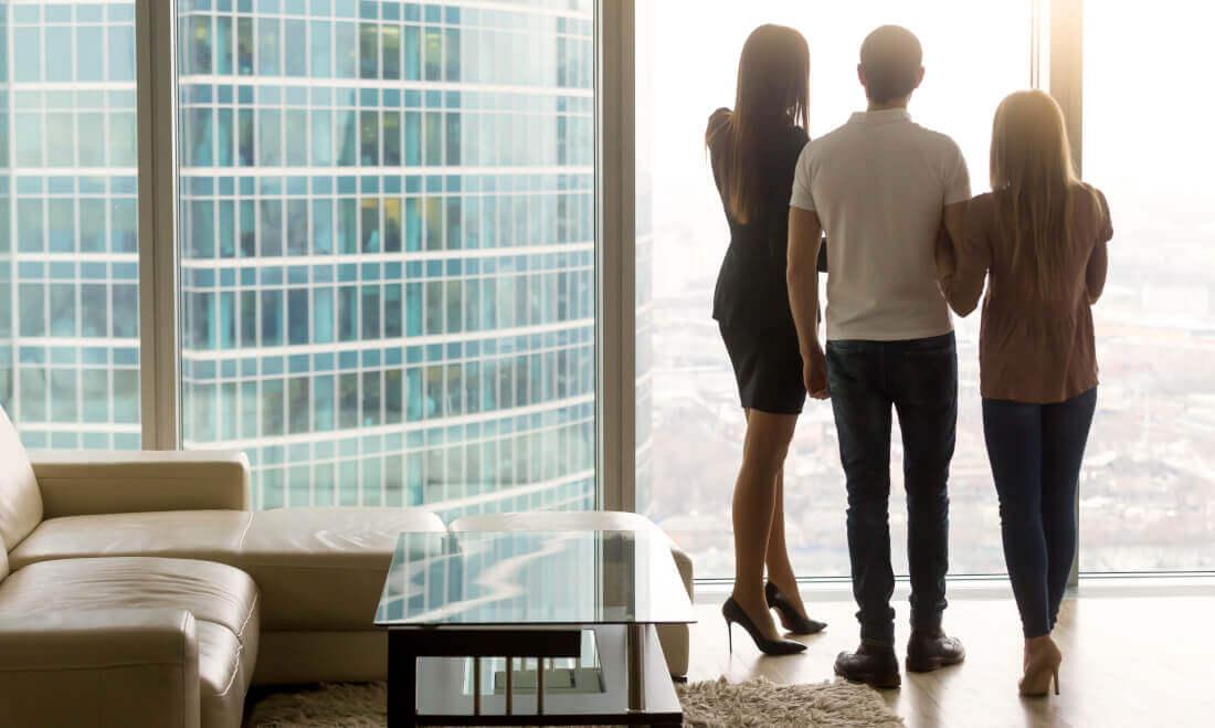 Die Wohnungsbesichtigung durch potenzielle Nachmieter – diese Rechte und Pflichten haben Sie